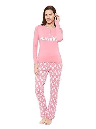 Playboy Pyjama Cosy Time Cozy Nights
