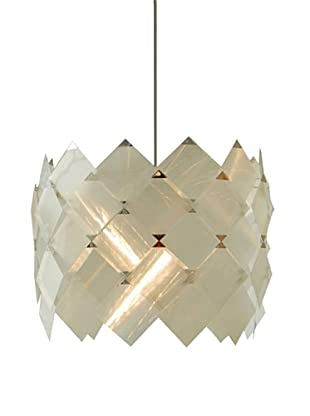Innermost Jewel Small Chandelier, Transparent
