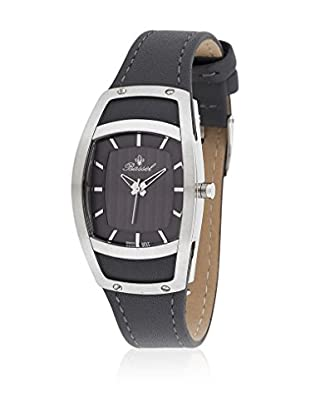 Bassel Uhr mit Schweizer Quarzuhrwerk 92019 grau 28  mm