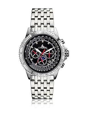 Richtenburg Reloj automático Man R11500 Nordkap Negro 42.0 mm