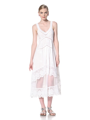 Timo Weiland Women's Tennessee Dress (White)
