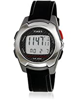 T5K470 Black/Black Digital Watch Timex