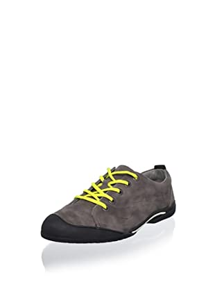 Kenneth Cole REACTION Men's High Volt-Age Sneaker (Grey)