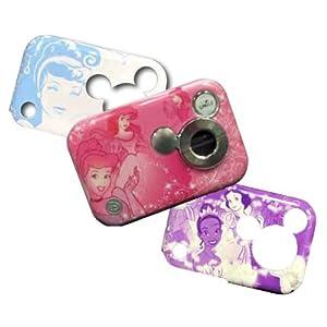 Disney Princess 2.1mp Digital Camera w/ 3 Face Plates, Pink (82005)