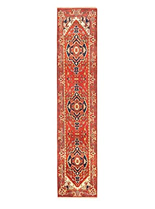 Hand-Knotted Serapi Heritage Wool Rug, Dark Copper, 2' 6