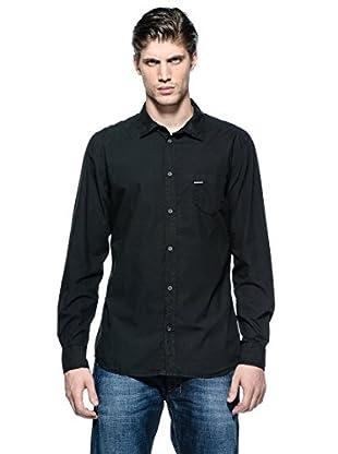 Diesel Camisa Sfrancis-Rs (Negro)