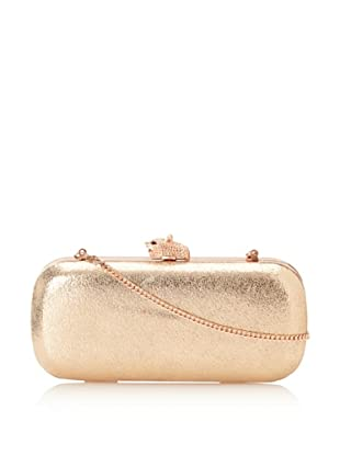 House of Harlow 1960 Women's Addison Minaudiere (Antique Rose Gold)