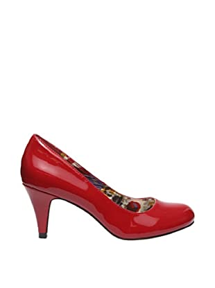 Steve Madden Zapatos Tacón Bevin (Rojo)