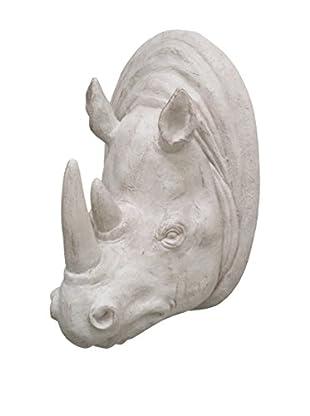 Three Hands Rhinoceros Wall Décor