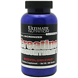 Ultimate Nutrition Creatine Monohydrate, 300g