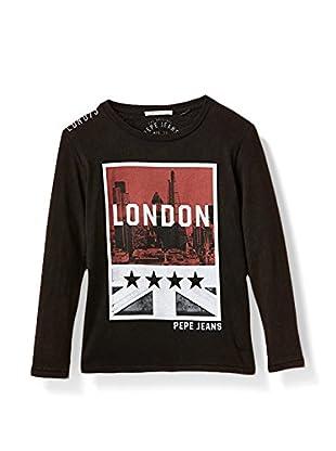Pepe Jeans London Camiseta Manga Larga Trevon