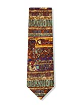 100% Silk Book of Kells Necktie Tie Neckwear