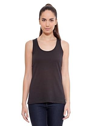 Kelme Camiseta Sin Mangas (Negro)