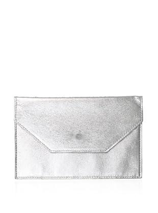 Graphic Image Women's Medium Envelope (Silver)