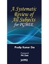 A Systematic Review Of All Subjects For Pgmee