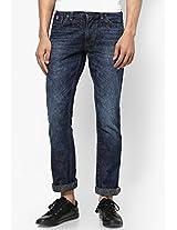 Blue Slim Fit Jeans U.S. Polo Assn.