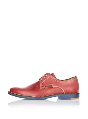 Fretz Men Zapatos Glades (Cereza / Azul)