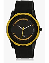 Killer Black Dial Watch for Mens (KLW5009I)