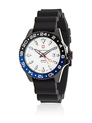 Swiss Military Reloj de cuarzo Man Gmt Scuba 42 mm