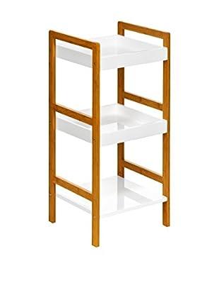 Premier Housewares Regal 3 Baldas Bamboo