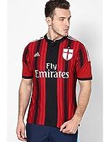 Football Henley T Shirt Adidas