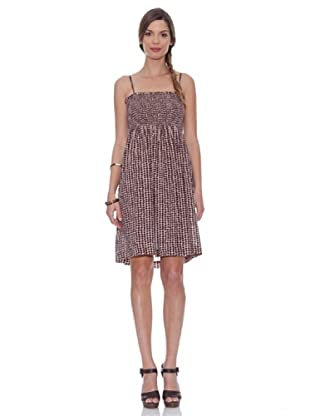SIYU Kleid Spaghettiträger (Violett)