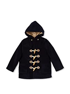 Rachel Riley Girl's Duffle Coat (Navy)