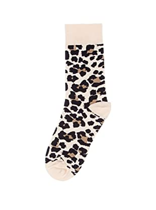 Sockaholic Calcetines Caña Baja Into the Wild (Print Animal)