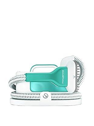 Rowenta  Cepillo Vapor Compact Steam Blanco / Azul