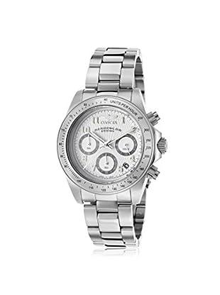 Invicta Men's 17023 Speedway White Stainless Steel Watch