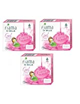 Fiama Di Wills La Fantasia Bathing Bar (Pack of 3)