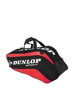 Dunlop Portaracchette Portaracchette Thermo Tour Da 6 Rosso 1