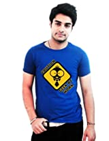 Incynk Men's T-Shirt - MSS101 (Blue)