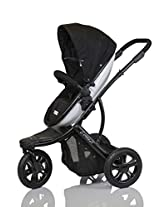 guzzie+Guss Connect+3 Stroller, Black