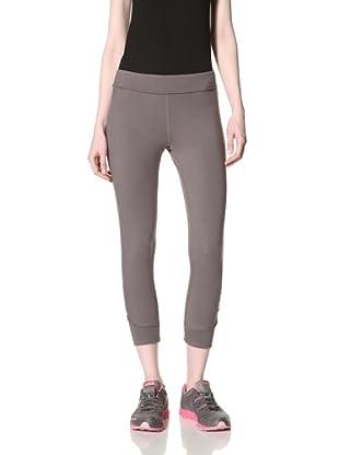 ALO Sport Women's Capri Legging (Granite)