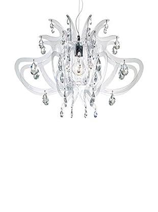 Slamp Kronleuchter Lillibet transparent Ø50 H 90 cm