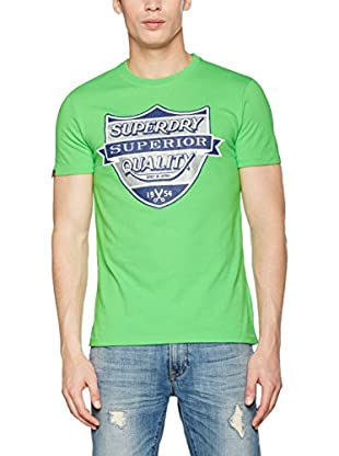 Superdry T-Shirt Manica Corta Superior Entry