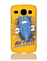 iAccy Dhoom:3 D3 Logo case for Samsung Galaxy Core