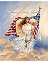 American Angel (THIS IS A 550 PIECE JIGSAW PUZZLE -- NOT A BOOK)