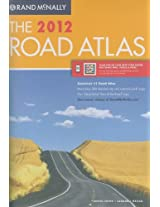 Rand McNally The 2012 Road Atlas: United States, Canada, and Mexico, Includes QR (Quick Response) Codes for use with Mobile Phones with Camera or ... Canada/Mexico (Vinyl Covered Edition))