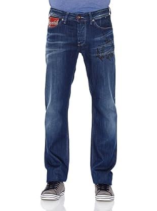 Pepe Jeans London Vaquero Truman (Azul Oscuro)