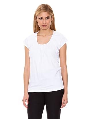 Hugo Boss Camiseta E4430 (Blanco)