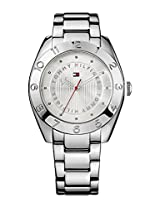 Tommy Hilfiger Analog Silver Dial Women's Watch - TH1781356J