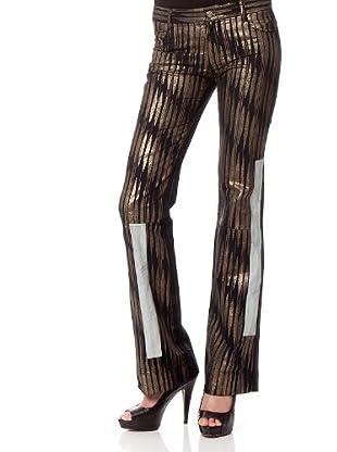Custo Pantalón Dorothy (Multicolor)