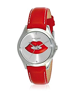 Naf Naf Reloj de cuarzo Woman BC RD SWEET KISSES 35 mm
