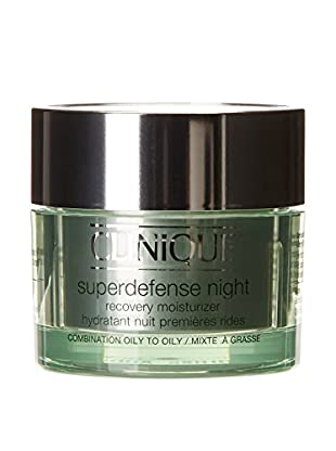 Clinique Crema Notte Superdefense Night Recovery Moisturizer Type 3/4 50 ml