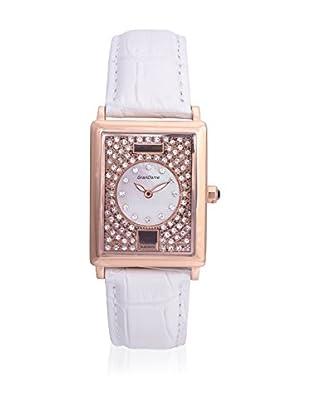 Lancaster Uhr mit Miyota Uhrwerk Grandame Recta Rosé   33  mm