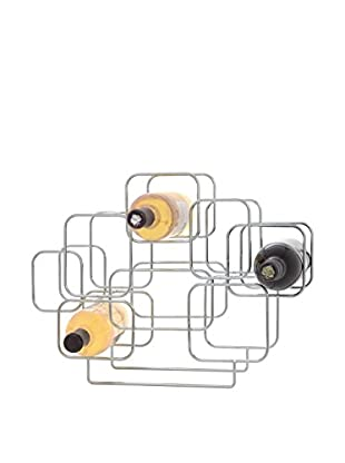 Torre & Tagus Quadrant Wire Wine Rack