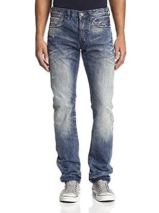 PRPS Goods & Co. Men's Roy Demon Slim Straight Jean