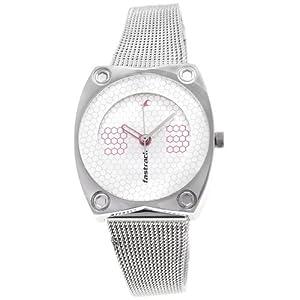 Fastrack 6026SM01 Girl's Wrist Watch